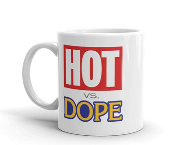 HOTvsDOPE 11oz. Mug main photo