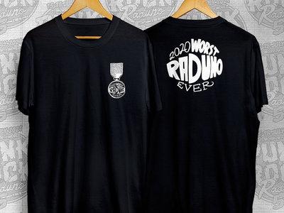 """T-shirt """"2020 Worst Raduno Ever"""" main photo"""
