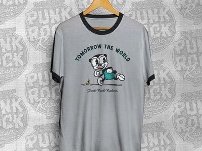 "T-shirt Ringer ""Tomorrow The World"" main photo"