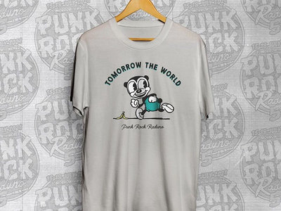 T-shirt: Tomorrow the world main photo