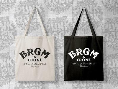 "Tote Bag ""BRGM & Edoné"" main photo"
