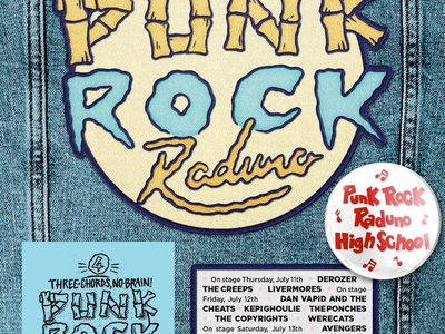 Fanzine Punk Rock Raduno Vol.4 main photo