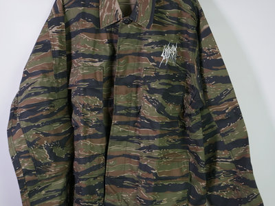 SETE STAR SEPT Work Jacket - Tiger Stripe Camo main photo