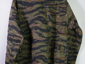 SETE STAR SEPT Work Jacket - Tiger Stripe Camo photo