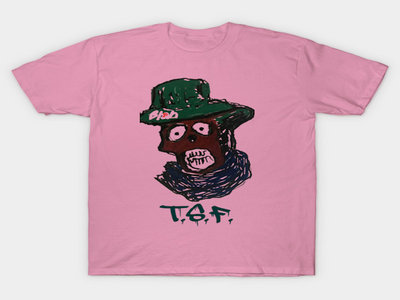 TSF CandyMan (soft pink)  Limited Authentic Premium T-shirt Apparel main photo