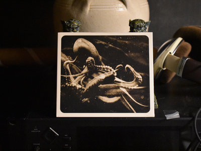 Proswell - Konami [MERCK010] CD - Original Run + Mint main photo
