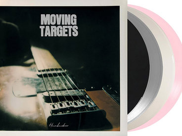 "Silver 12"" Vinyl+CD main photo"