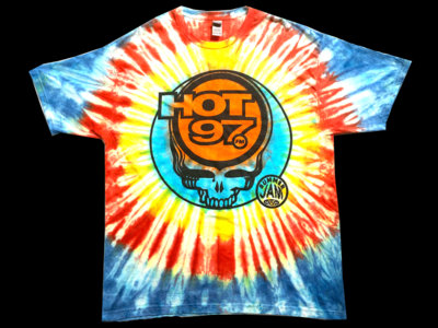 **TIE-DYE** SUMMER JAM 2020 HOT97 STEAL YOUR FACE main photo