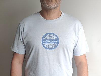 Trad Vibe Tee Shirt Blue/Blue main photo