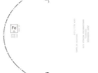 "Eqwel Presents: Amalgamated Metals C/D by Jeff Thompson - 7"" Vinyl New Release. main photo"