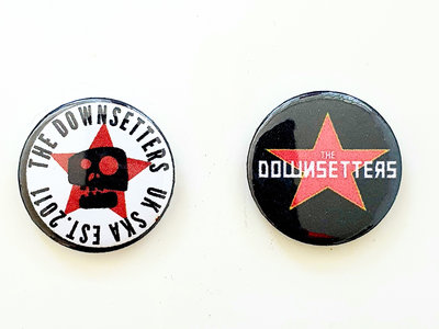 UK Ska est & Solidarity Badge set main photo