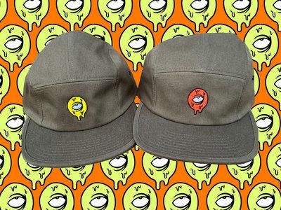 Soul Slime Drippy Eye 5 Panel Camper Hat main photo