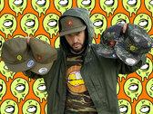 Soul Slime Drippy Eye 5 Panel Camper Hat photo