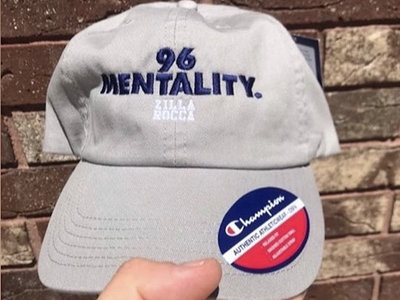 96 Mentality Champion Dad Hat - Unisex main photo