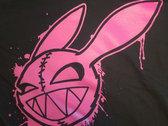 "Classic ""Murder Bunny"" Logo Shirt photo"