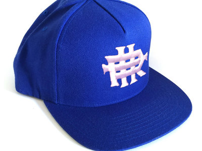 HIT+RUN : Dodger Blue Snapback Hat main photo