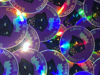 KYW Holographic Stickers main photo