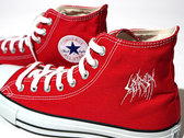 SETE STAR SEPT Converse All Star Hi-Red photo