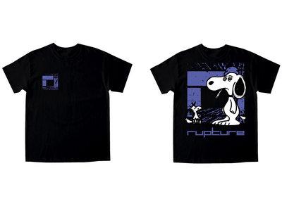 Reprint Coco Bryce - Rising High EP Limited edition t-shirt (Black) main photo