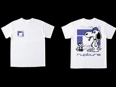 Reprint Coco Bryce - Rising High EP Limited edition t-shirt (White) main photo