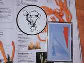 friendzone cassette + stickers + mystery music download photo