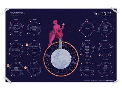 Lunar Calendar - 2021 main photo