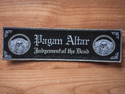 Judgement of the Dead Stripe Patch main photo