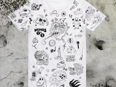 Demos Vol. 1 + Vol. 2 T-Shirt main photo