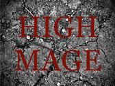 """1"""" Round Button - High Mage photo"""