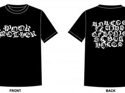 Analog Fluids limited edition shirt main photo