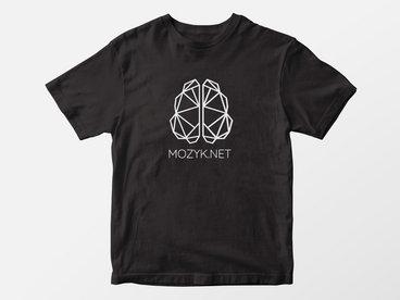 Mozyk.Net T-Shirt - Black main photo