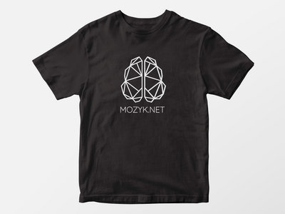Mozyk.Net T-Shirt - Black main photo