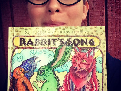 Rabbit's Song Children's Book (autographed) main photo