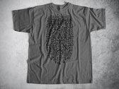 Bundle: Silver LP + Grey T-Shirt photo