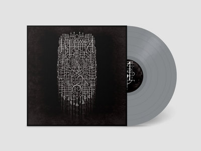 Bundle: Silver LP + Black T-Shirt main photo