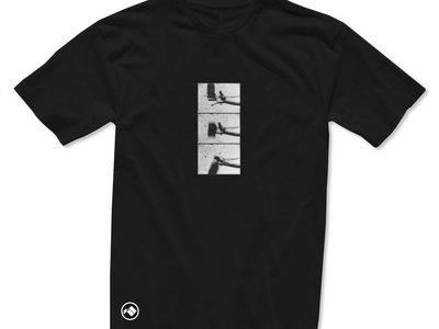 Human Pattern Black T-Shirt main photo
