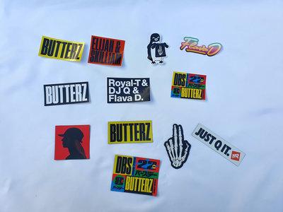 Fridge Magnet Pack + Stickers main photo