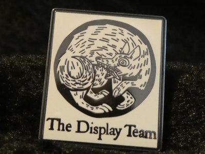 'Spinner' dog badge main photo