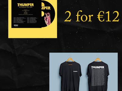 Ltd Topher Grace T-shirt + CD Bundle main photo