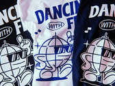 Dancing With Friends T-Shirt - Black photo