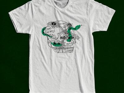 ZWARTGROEN Skull shirt main photo