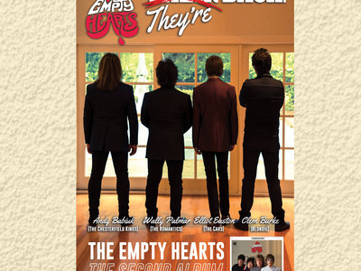 They're Back poster main photo