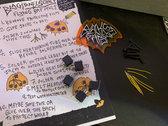 Black Panels Only Flying Bat Mult DIY Kit! photo