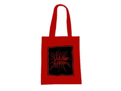 Lebanon Hanover Sci-Fi Sky - Tote Bag bright red PREORDER ! main photo