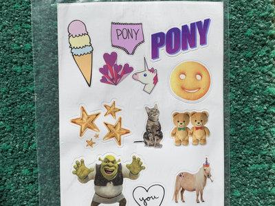 sticker sheet main photo