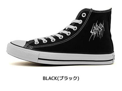SETE STAR SEPT Converse All Star Hi-Black main photo