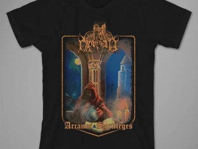 Arcanes & Sortilèges // T-shirt Frame (Pre-order) main photo
