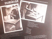 BLACK ROOTS PLAYERS 'GHETTO-OLOGY DUBWISE LP' Ltd New Reprinted Sleeve - Back In Stock. photo