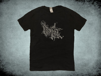 Calligraphy Logo T Shirt - Black main photo