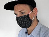 Mund-Nasen-Bedeckung / Gesichtsmaske photo